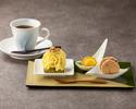 【土日祝日限定】和スイーツセット~和菓子+コーヒー~