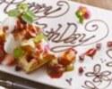【記念日/乾杯1ドリンク付】オマール海老とムール貝のブイヤベースと季節野菜のサラダ、自家製シャルキトリー前菜、豪華デザート盛り合わせ -季節のベルギービールとマリアージュフードのアニバーサリーコース-