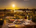 【Option】Terrace BBQ Lunch Set (Adult)
