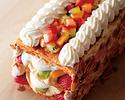 【ディナー】季節のパイを楽しむコース