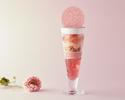 【限定10食】カラーパフェ ~ピンク~