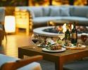 《◆テラス席確約◆※雨天時店内》Nature Terrace Plan(ネイチャーテラスプラン)
