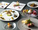【オンライン予約限定】Menu de Chef~ムニュ・ド・シェフ~【ディナーコース・全6品】