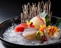 日本料理 会席料理「橘」15000円ランチ<~4/30>