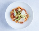 【TakeOut】Tagliatelle, Tankaku Wagyu Ragout Tomato Sauce  Fried Stick  Cauliflower, Parmigiano Cheese