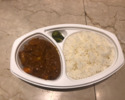 シーフードカレー(辛口)