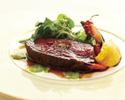 MENU Zelkova 〜ランチメニュー ゼルコバ〜メイン肉料理