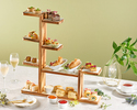 CLASSIC AFTERNOON TEA : BOTANICAL with Champagne