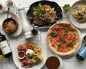 Weekend Brunch $98 Food with 2 hours of free flow (beer, house wine, prosecco)