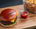 Advanced Purchase [The Steakhouse] Takeout plant based burger 1,800 yen