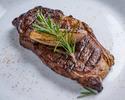 Advanced Purchase [The Steakhouse] Takeout US sirloin 200g  4,100 yen