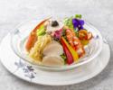 <ランチ>涼麺フェアー 海鮮冷やしそば