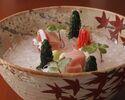 【Father's Day special plan】Takumi -Kaiseki 8 courses-+Sashimi up grade