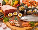 [Early reservation privilege] Order buffet-Gourmet palette Summer Hokkaido fair- (Saturdays, Sundays, and holidays dinner) Adults