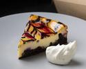 Cheesecake Brownie (v)
