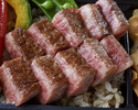 【タクシーデリバリー】和牛サーロインステーキ弁当