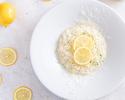 【オンライン予約限定・乾杯スパークリングワイン付】 選べるレモンパスタ or レモンリゾット セット