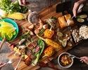Premium BBQ Course-for Seascape Terrace Dining-