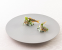 《 WELLNESS GASTRONOMY 》 Country tasty foods  10 dishes of course menu