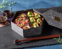 """【デリバリー用】Hotel Chef's Bento """"うなぎ&ローストビーフ"""""""