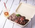 【TAKE OUT事前決済】ビーフハンギングテンダーステーキ 300g ¥1,390(¥1,501)