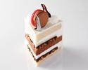 【テイクアウト専用】スーパーチョコレートショートケーキ