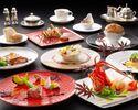 【9~11月ディナー】アニバーサリーディナー「阿波牛・伊勢海老のスペシャリテ」
