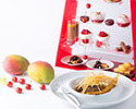 <Weekday> Grill Lunch with Stone Fruits Afternoon Tea