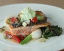 【緊急事態宣言平日限定】シェフのおすすめお魚メインのコース