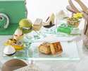 Jimmy Choo Deluxe Afternoon Tea with Conrad Bear