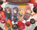 キャラクターBIRTHDAYケーキのご予約:B