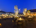 [5/1 ~ 10/31] Sky Terrace Dining Special Dinner Course