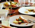 【ランチ】Autumn Lunch Course全4品 自社Web予約限定オリジナルドリップバッグ付】