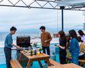 平日BBQ【肉×魚介×野菜】目の前には海が広がるバーベキュー!【ライトプラン】手軽に手ぶらでBBQ!