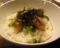 テイクアウト  牡蠣飯
