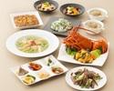 9月・10月【料理長おすすめコース】北京ダックを含む豪華食材で堪能する珠玉の全8品!
