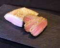 鴨食べ比べセット (ビュルゴー家シャラン鴨柑橘仕立て&マグレカナール柑橘仕立て)