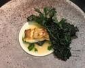 ディナー 【90分フリーフロー付!】メインを魚料理・肉料理から選べる4皿コース 6,500yen