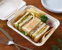 <To Go>Club Sandwich
