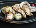 TO)焼き牡蠣セット