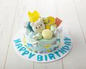 【セレブレーションケーキ】ベイビークマちゃん