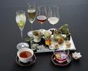 【平日限定】 日本料理×ノンアルコールペアリング 百花繚乱 〈個室〉