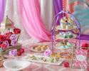 【挙式済みのお客様限定】プリンセスアフタヌーンティー~アラジンと魔法のような恋~