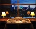 【2名様限定】乾杯用シャンパン1杯付!ノルマンディ自慢の料理とワイン(2杯)を楽しむペアプリフィックスディナー 34000円