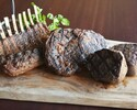 1 Free Wine during the State of Emergency ★3 kinds Steak BOX (1200g) Set