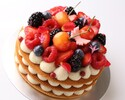 【Pastry Boutique】 Berries Layers 12cm