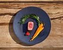 【ランチコース】京都産黒毛和牛やオリジナルピッツァ、自家製ドルチェ等全4品