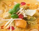 【カレー単品】野菜のカレー