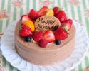 <15cm> ホールケーキ ※3日前の正午までご予約可