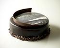 ■お食事とご一緒にご注文ください■ アニバーサリーチョコレートケーキ 15cm